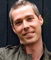 author photo rohan wilson
