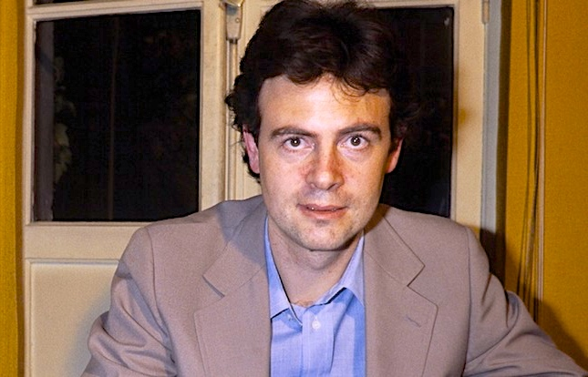 Author photo by Michel Clement AFP.